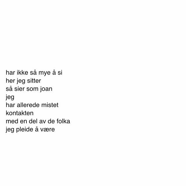 kjente korte dikt